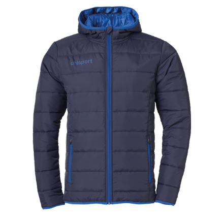 Essential Ultra Lite Down Jacket Navy / Azure Blue